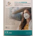 MC MEDICAL FFP2 NR - 6er Pack