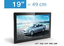 19 Zoll Digitales LCD Werbedisplay AD-PF19H7