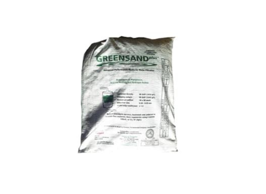 Greensand Plus + Filtermaterial Enteisenung Entmanganung Manganentfernung Eisenentfernung Wasseraufbereitung