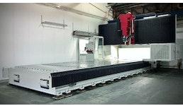 CNC-Portalfräsmaschine