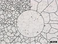 Metallographische Untersuchungen