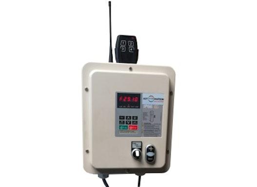 Funk ferngesteuerter Frequenzumrichter IP 66