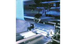 Vierrandsiegelbeutel-Verpackungsmaschine VH4-Servo