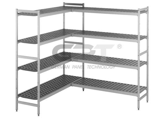 Aluminium Regale Für Kühlzelle 5 Etagen Kühlhaus Kühlraum