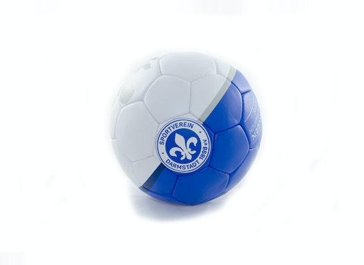 Trainingsball / Fußball, individuell angefertigt, rundum bedruckt mit Ihrem Logo oder Design