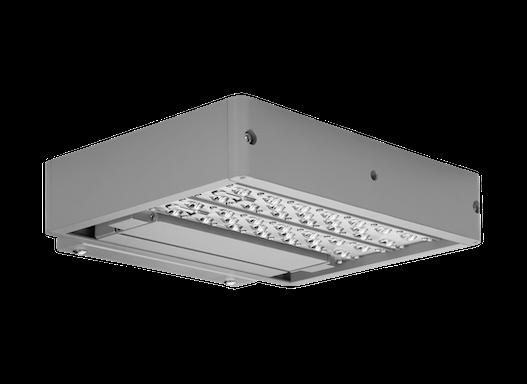 LEDAXO LED-Wandstrahler 06 (ST-06) IP65, IK10, korrossionsresistent