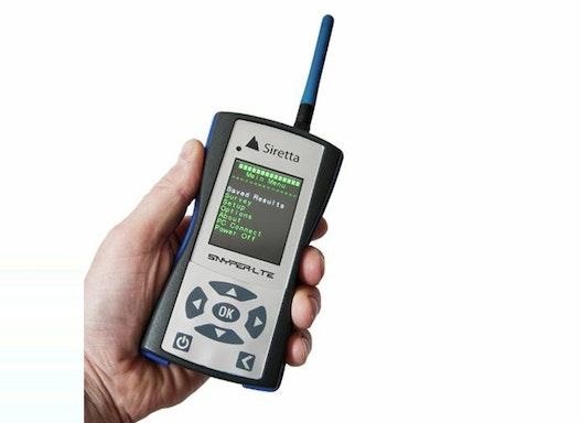 4G Signalscanner LTE + (Graphyte)