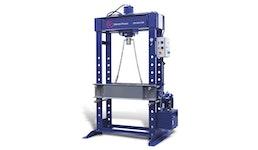 Härtel Press Werkstattpresse 125 Tonnen
