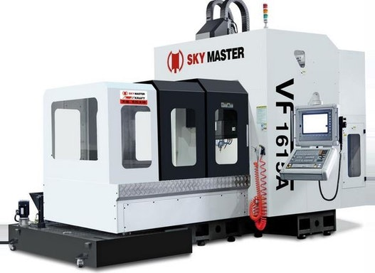 Portalfräsmaschine KRAFT/Skymaster VF-1615 (Highspeed) №1124-91115