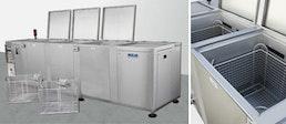 CeBeCo® Ultraschall-Reinigungstechnik, Ultraschallreinigungsautomaten,  Ultraschallreinigungsanlagenn,