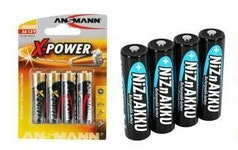 Akkus & Batterien