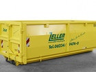 Abrollcontainer, 15 cbm