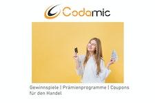 Gewinnspiele   Prämienprogramme   Coupons für den Handel
