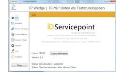 IP Wedge | Daten über das Netzwerk als Tastatureingaben