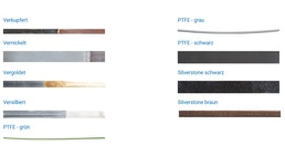 Schweißbänder - konfektioniert | veredelt