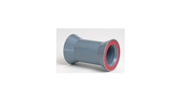 Kunststoffspule – Schrägflanschspule
