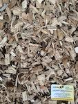 Holzhackschnitzel als Fallschutz