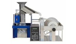 Verpackungsmaschine - LV300-Heavy-Duty, vertikale Schlauchbeutel Maschine, Beutelbreite 25mm - 150mm - Lauper