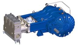 Hochdruck-Plunger-Pumpen