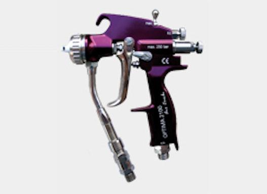 Farbspritzpistole L&S 2100