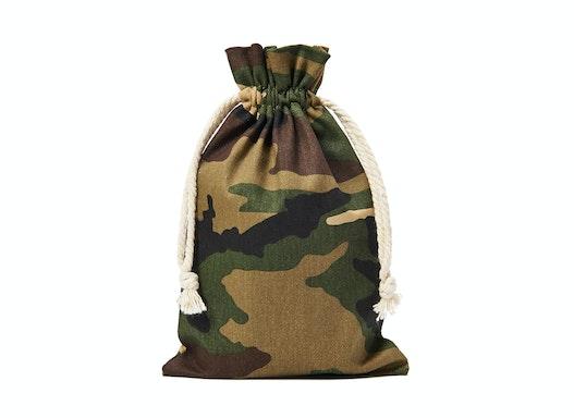 """Baumwollbeutel """"Camouflage"""""""
