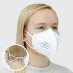 FFP2 Atemschutzmaske HT9580 in hygienischer Einzelverpackung
