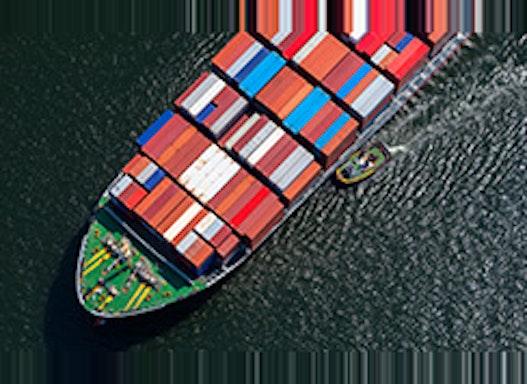 Seefracht für FCL-Container