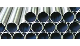 Nahtlose Zylinderrohre Edelstahl (HPI) AISI 304 (1.4301), AISI 316Ti, AISI 316L