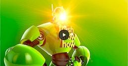 Film mit 3D Animation