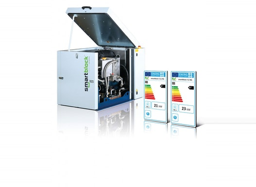 KWEnergie Smartblock 7,5 (Blockheizkraftwerke)
