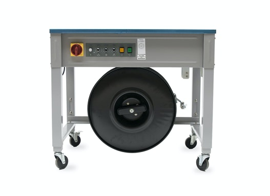 DBA-100C ECO halbautomatische Umreifungsmaschine für PP Umreifungsband