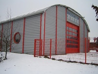 Runddachhalle VARIO