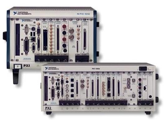 Hardware – PXI-Mess- & Stimuli Module