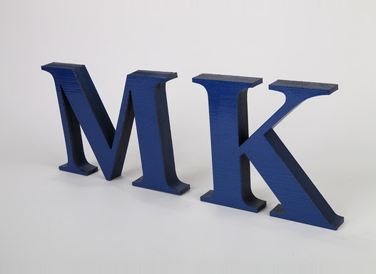 Buchstaben Holzbuchstaben Riesenbuchstaben Plexiglasbuchstaben Acrylglasbuchstaben große Buchstaben