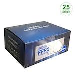 WORK® FFP2 Atemschutzmasken (25er Packung)