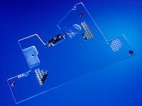 Technisches Glas für industrielle Anwendungen