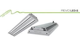 Hallenbeleuchtung REVO Raf LED S, bis 45 m Deckenhöhe