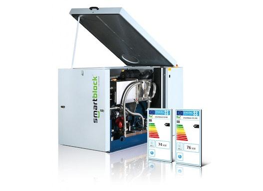 KWEnergie Smartblock 33 (Blockheizkraftwerke)