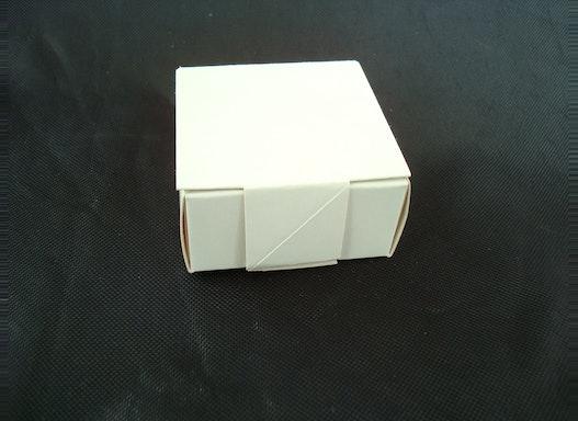 Hohlrahmen-Schachtel klein