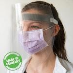 Mehrweg-Gesichtsschutz