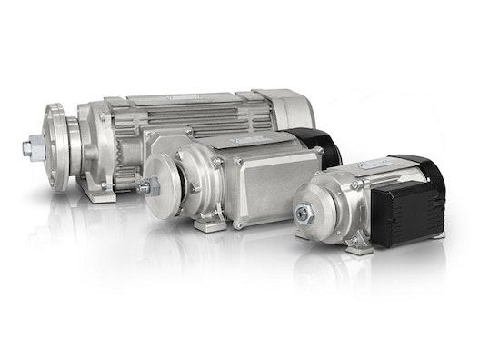 Kompakte Motoren der Serie R