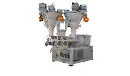 Extruder TP-WE 250/1000-M1 für die Kunststoffindustrie