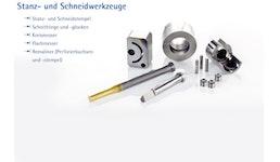 Stanz- und Schneidwerkzeuge aus Hartmetall