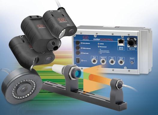 Farbsensor, colorCONTROL ACS - Inline Farbmesssystem