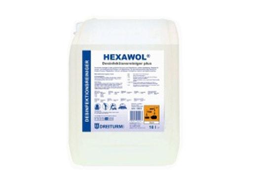 HEXAWOL® Desinfektionsreiniger plus