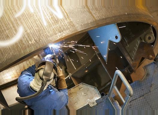 Stahlbaufertigung & Montage