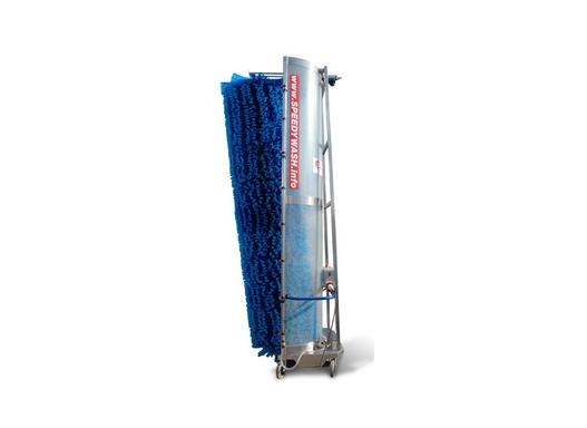 Speedywash SW Compact die platzsparendste mobile Bürstenwaschanlage - vor Allem für enge Platzverhältnisse