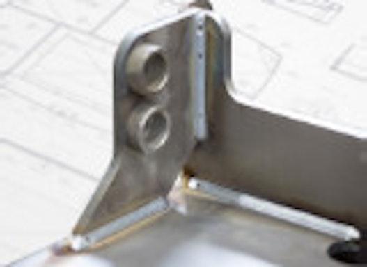 Herstellung von Metallbau- und Apparatebauerzeugnissen