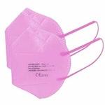 Atemschutzmaske FFP2 (pink)