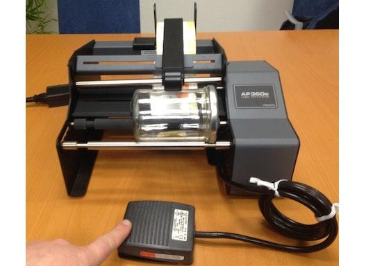 Rundumetikettiergerät AP360e und AP362e
